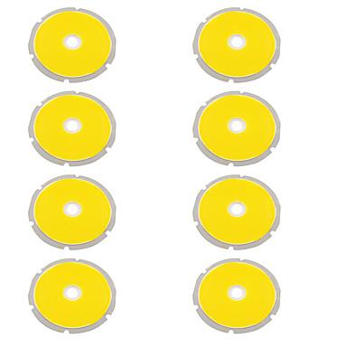 olcso LED-es kiegészítők-10pcs COB 30 V Izzó tartozék / Strip Light tartozék Alumínium LED Chip a DIY LED Flood Light Reflektorhoz 50 W