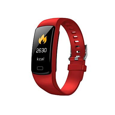 رخيصةأون ساعات ذكية-Y9 سوار الذكية الخارج / رصد معدل ضربات القلب حساس نسبة القلب أرجواني / أحمر / أزرق