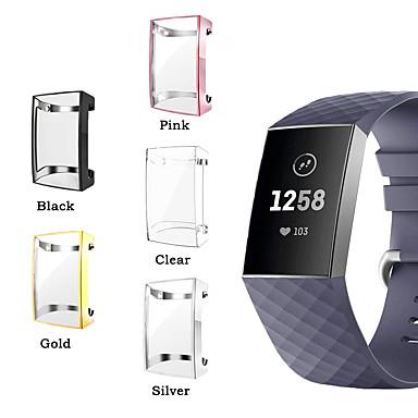 tanie Akcesoria do smartwatchów-Kılıf Na Fitbit Fitbit Charge 2 Silikon Fitbit