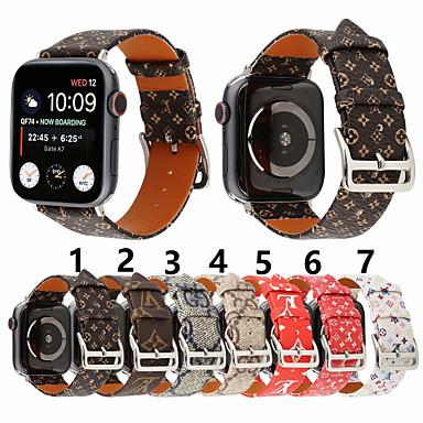 voordelige Smartwatch-accessoires-smartwatch band voor apple watch serie 4/3/2/1 klassieke gesp iwatch riem