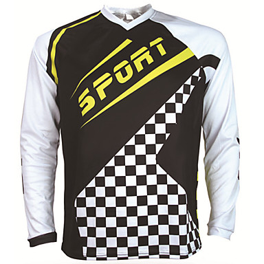 Недорогие Мотоциклетные куртки-одежда для мотоциклистов унисекс полистер лето / весна&усилитель, усилитель; дышащий / быстро сохнет / солнцезащитный крем