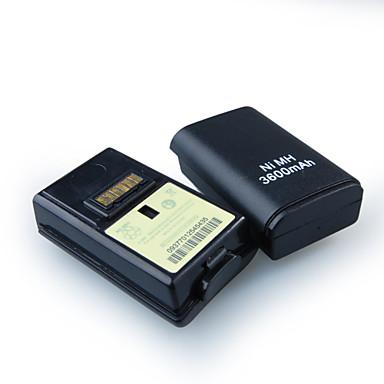olcso Xbox 360 tartozékok-commonbyte kettős akkumulátor töltőállomás dokkoló az xbox 360 vékony lemezhez