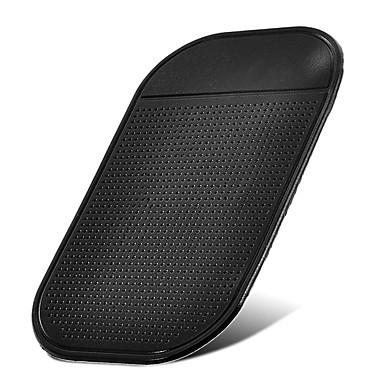 olcso Beltéri autós kiegészítők-ragadós autós pad a csúszásgátló fekete rázkódáshoz