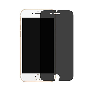 voordelige iPhone screenprotectors -schermbeschermer voor apple iphone 6 / iphone 6 plus / iphone 6s gehard glas 1 stuk voorschermbeschermer 9h hardheid / 2.5d gebogen rand / privacy anti-spion