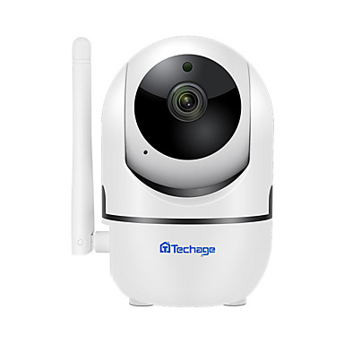 رخيصةأون كاميرات المراقبة IP-واي فاي كاميرا المراقبة عن بعد كاميرا لاسلكية منظمة العفو الدولية الذكية تتبع الشبكة المنزلية HD كاميرا 1 مليون بكسل 720p بدون بطاقة