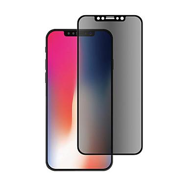 Недорогие Защитные плёнки для экрана iPhone-AppleScreen ProtectoriPhone XS Anti-Spy Защитная пленка для экрана 1 ед. Закаленное стекло