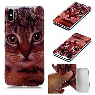 Недорогие Кейсы для iPhone 6 Plus-чехол для яблока iphone xs iphone xs max чехол для телефона материал тпу imd окрашенный чехол для iphone xr x 7 плюс 8 плюс 7 8 6 плюс 6 с плюс 6 6 с 5 5 с