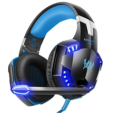 voordelige Gaming-oordopjes-g2000 computer stereo gaming koptelefoon beste casque diepe basgitaar oortelefoon headset met mic led-lamp voor pc-gamer