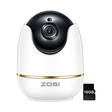 رخيصةأون كاميرات المراقبة IP-zosi wifi ip كاميرا 1080 وعاء صغير cctv p2p كاميرا مراقبة الطفل الأمن p / t 16 جيجابايت مايكرو sd بطاقة الكاميرا الحرة ios الروبوت التطبيق داخلي ir-cut للرؤية الليلية