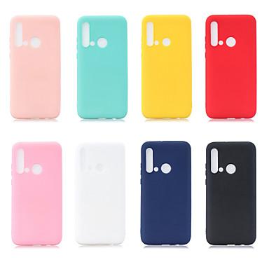 Θήκη Za Huawei Huawei P20 / Huawei P20 Pro / Huawei P20 lite Mutno Stražnja maska Jednobojni Mekano TPU / P10 Lite / P10