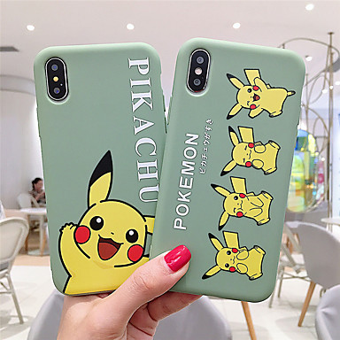 voordelige iPhone 6 hoesjes-hoesje Voor Apple iPhone 11 / iPhone 11 Pro / iPhone 11 Pro Max Patroon Buideltas Cartoon Zacht TPU
