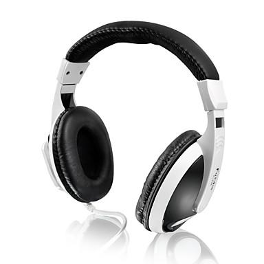 olcso Gaming fülhallgatók-T-155 Gaming Headset Vezetékes Játszás Sztereó Mikrofonnal