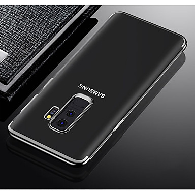 رخيصةأون حافظات / جرابات هواتف جالكسي A-غطاء من أجل Samsung Galaxy A3 (2017) / A5 (2017) / A7(2016) ضد الصدمات / ضد الغبار غطاء خلفي شفاف ناعم TPU / جل السيليكا