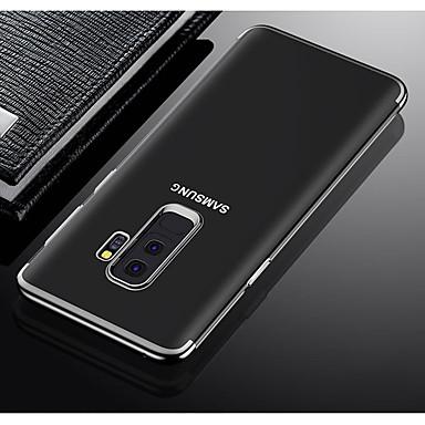 voordelige Galaxy A-serie hoesjes / covers-hoesje Voor Samsung Galaxy A3 (2017) / A5 (2017) / A7(2016) Schokbestendig / Stofbestendig Achterkant Transparant Zacht TPU / silica Gel