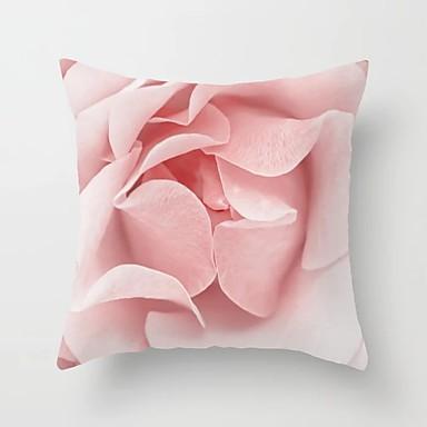رخيصةأون وسائد-جديد زهرة الطباعة وسادة القضية غطاء وسادة الأزهار أريكة وسادة غطاء الزخرفية ل ديكور المنزل 45x45 سنتيمتر