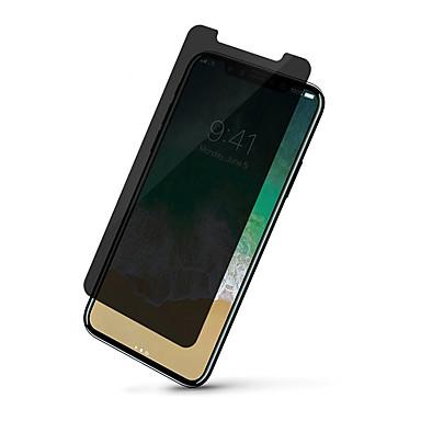 economico Proteggi-schermo iPhone-proteggi schermo per apple iphone x / iphone xs / iphone xr vetro temperato 1 pc protezione dello schermo anteriore 9h durezza / 2.5d bordo curvo / privacy anti-spia