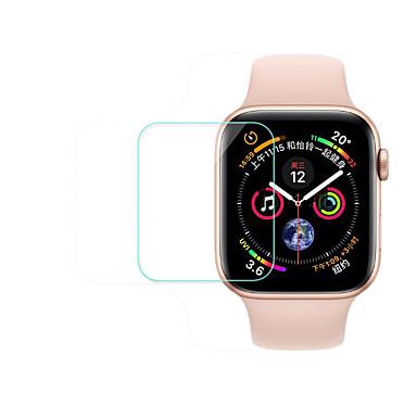 voordelige Smartwatch screenprotectors-nieuw gehard glas volledige dekking voor apple watch 4-serie 5st 40 mm / 44 mm