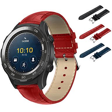 Недорогие Ремешки для часов Huawei-браслет из натуральной кожи ремешок для часов ремешок для часов Huawei 2 смарт-часы браслет аксессуары