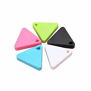 olcso Kutya Tartás és ápolás-Cica Kutya GPS nyakörvek GPS Vezeték néküli Bluetooth 4.0 Changeble akkumulátor Alacsony energia fogyasztás Egyszínű Műanyag Zöld Kék Rózsaszín / Selfie redőny / IOS 7.0 vagy újabb