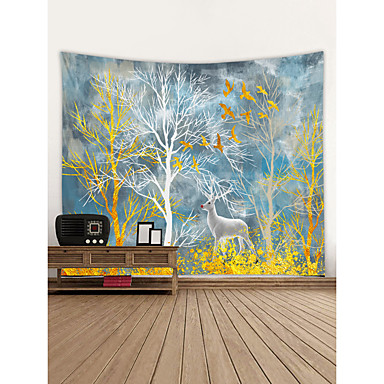 povoljno Wall Art-Klasični Tema Zid Decor 100% poliester Klasik Wall Art, Zidne tapiserije Ukras