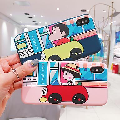 Недорогие Универсальные чехлы и сумочки-чехол для apple iphone xs max / iphone x мягкий силиконовый противоударный яблочный защитный чехол мультфильм тпу шаблон сумка цветок мягкий пластик для iphone 6 / iphone 6s plus / iphone 8