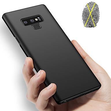 Недорогие Чехлы и кейсы для Galaxy Note-ультра-тонкий матовый чехол для Samsung Galaxy Note 9 крышка роскошный ударопрочный жесткий ПК чехол для Samsung Note 8 крышка