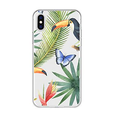voordelige iPhone 6 Plus hoesjes-hoesje voor iphone x xs max xr xs achterkant zachte hoes tpu eenvoudige slinger zachte tpu voor iphone5 5s se 6 6p 6s sp 7 7p 8 8p16 * 8 * 1