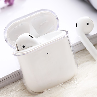 cheap AirPods Cases-Case For AirPods Shockproof / Dustproof Headphone Case Hard