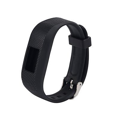 voordelige Smartwatch-accessoires-smartwatch band voor vivofit 3 / vivofit jr garmin sportband siliconen mode zachte polsband