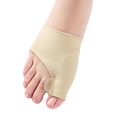 povoljno Zdravlje i ljepota-1par separator nožnih prstiju hallux valgus bunion ispravljač orthotics stopala kosti palac podešavanje korekcija pedikura čarapa ispravljač