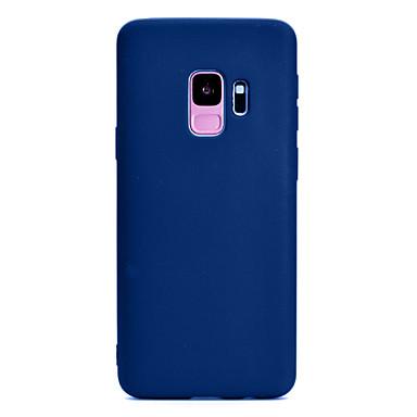 Недорогие Чехлы и кейсы для Galaxy S-Для samsung s9 plus прекрасный конфеты цвет матовый тпу против царапин нескользящий защитный чехол задняя крышка