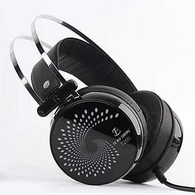voordelige Gaming-oordopjes-T-200 Gaming Headset Bekabeld Gaming Stereo