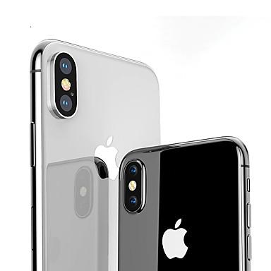 voordelige iPhone X hoesjes-hoesje Voor Apple iPhone XS / iPhone XR / iPhone XS Max Transparant Achterkant Transparant Zacht TPU