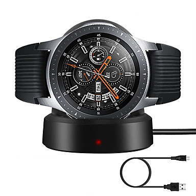 cheap Creative Accessories-Smartwatch Charger / Dock Charger / Wireless Charger USB Charger USB with Cable 5 A DC 5V for Gear Sport / Gear S3 Frontier / Gear S3 Classic