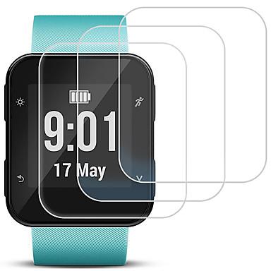 voordelige Smartwatch-accessoires-schermbeschermer voor garmin forerunner 35/45 / 45s gehard glas transparant high definition (hd) krasbestendig / 9h hardheid