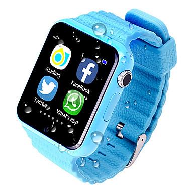 رخيصةأون ساعات ذكية-v7k gps الطفل الهاتف الذكي مشاهدة الاطفال gps smartwatch شاشة تعمل باللمس مع كاميرا sos موقع جهاز تعقب طفل آمنة لمكافحة خسر