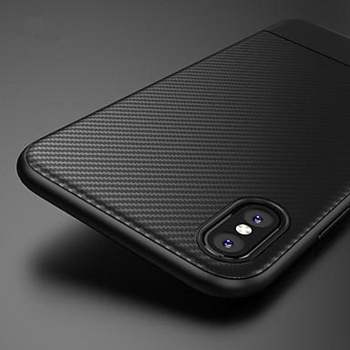 Недорогие Кейсы для iPhone 6-чехол из мягкого тпу из углеродного волокна для iphone xs max xr xs x 8 плюс 8 7 плюс 7 6 плюс 6 чехол силиконовый чехол