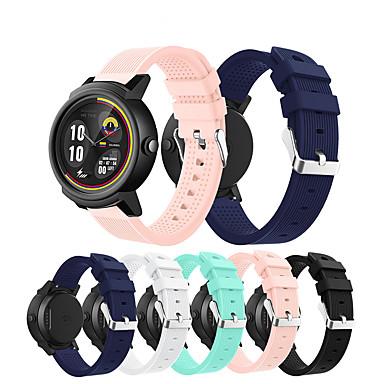 voordelige Horlogebandjes voor Ticwatch-Horlogeband voor Ticwatch E TicWatch Sportband Silicone Polsband