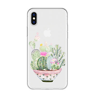 voordelige iPhone-hoesjes-hoesje voor iphone x xs max xr xs achterkant zachte hoes tpu simple cactus soft tpu voor iphone5 5s se 6 6p 6s sp 7 7p 8 8p16 * 8 * 1