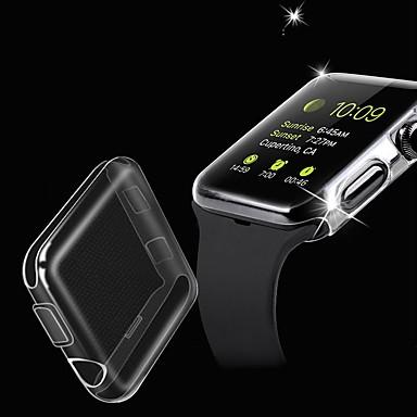 voordelige Smartwatch-hoezen-hoesjes voor apple watch serie 4/3/2/1 tpu compatibiliteit apple