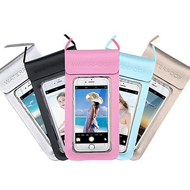 Недорогие Универсальные чехлы и сумочки-плавательный водонепроницаемый мешок с сенсорным экраном подводный чехол для телефона
