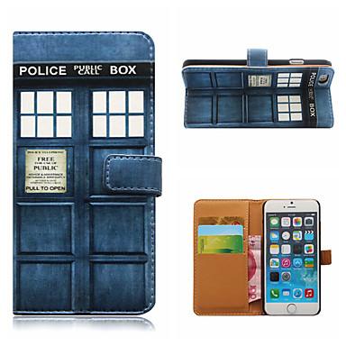 Недорогие Кейсы для iPhone-Кейс для Назначение Apple iPhone XS Max / iPhone X / iPhone 7 Plus Защита от удара / Магнитный Чехол Геометрический рисунок / Животное / Черепа Твердый Кожа PU
