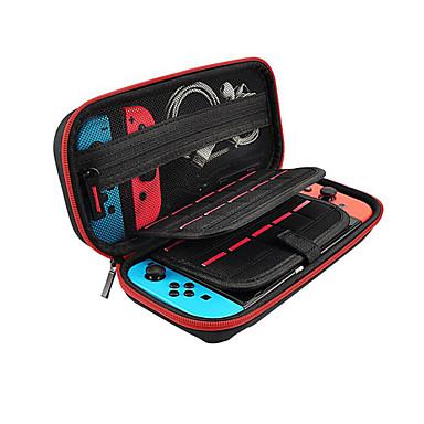 olcso Videojáték tartozékok-táskák nintendo kapcsolóhoz, hordozható táskák nylon 1 db egység