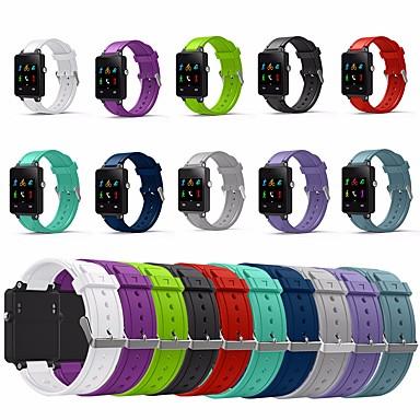 Недорогие Аксессуары для смарт-часов-smartwatch группа для vivoactive ацетат garmin sport band силиконовые моды мягкий ремешок