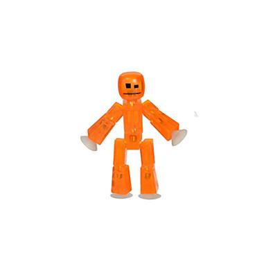 olcso Társasjátékok-Robot Stikbot Kreatív Újdonságok 1 pcs Gyermek Felnőttek Játékok Ajándék