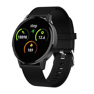 S3 الذكية ووتش ip68 للماء بلوتوث الزجاج المقسى اللياقة سوار القلب رصد معدل الرياضة smartwatch الرجال النساء