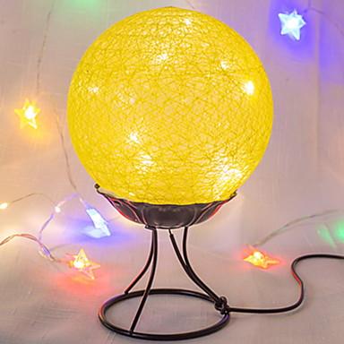 1pc LED noćno svjetlo Žuto USB Kreativan <=36 V