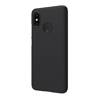 Недорогие Чехлы и кейсы для Xiaomi-Кейс для Назначение Xiaomi Xiaomi Mi 8 SE Защита от удара Кейс на заднюю панель Однотонный Мягкий ТПУ