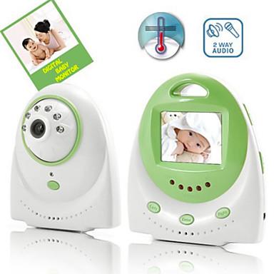 رخيصةأون كاميرات المراقبة IP-Factory OEM® 0.3 mp مراقبة الطفل CMOS 72 ° ° C نطاق الرؤية الليلية 3 m 0 GHz
