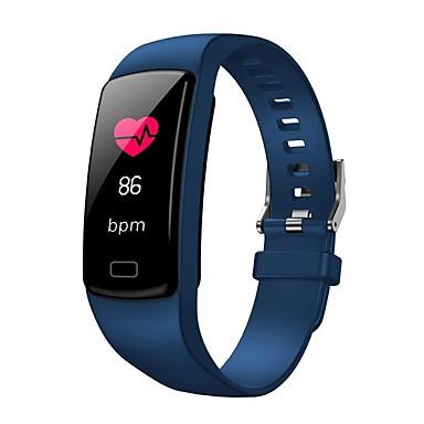Y9 الذكية سوار اللياقة تعقب القلب رصد معدل ضغط الدم الذكية الفرقة الأساور عرض اللون الرياضة الأساور الذكية